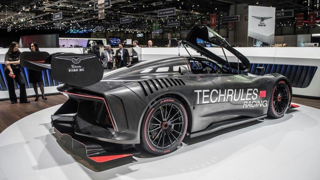 Techrules Ren RS-1