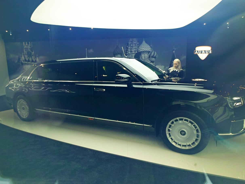 Aurus Senat Limousine